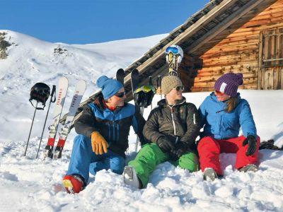 Gruppenausflug: Der perfekte Skitag – Gruppenangebot