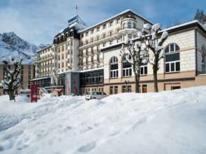 TITLIS – Bed & Ski Package
