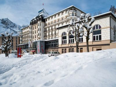 TITLIS im Winter:  - Hotel Terrace – Bed & Ski Package