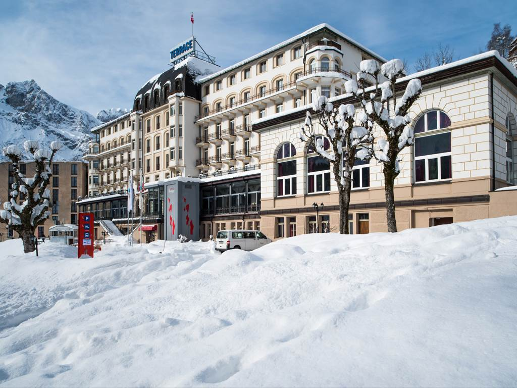Ausflug: Hotel Terrace – Bed & Ski Package