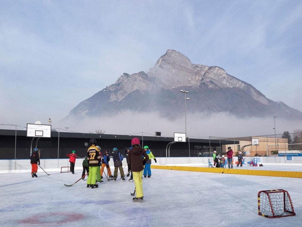Eispark Sarganserland