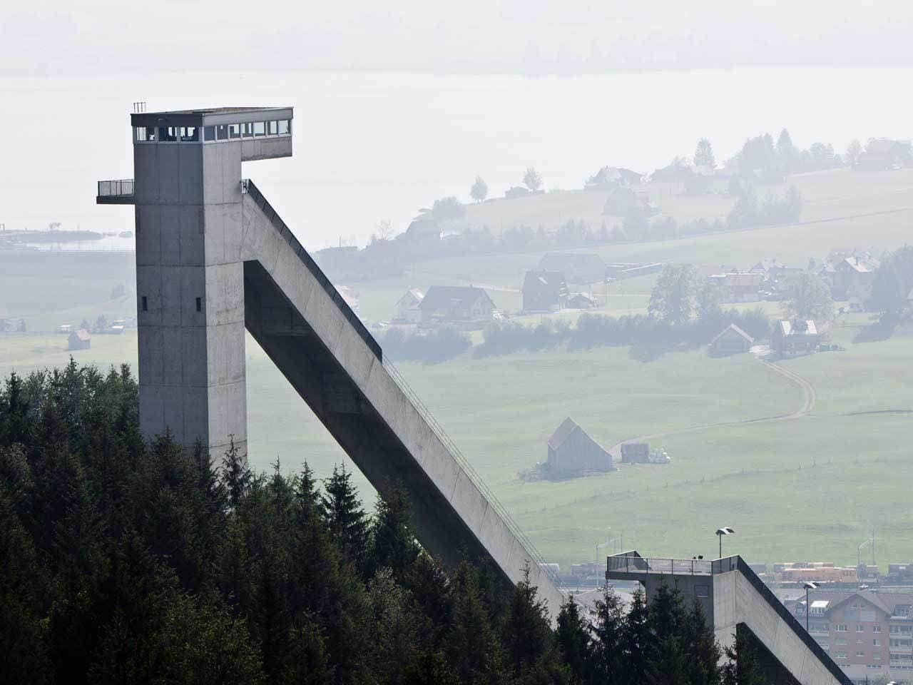 Ausflug: Schanzen-Brunch in spektakulärer Höhe – April bis September