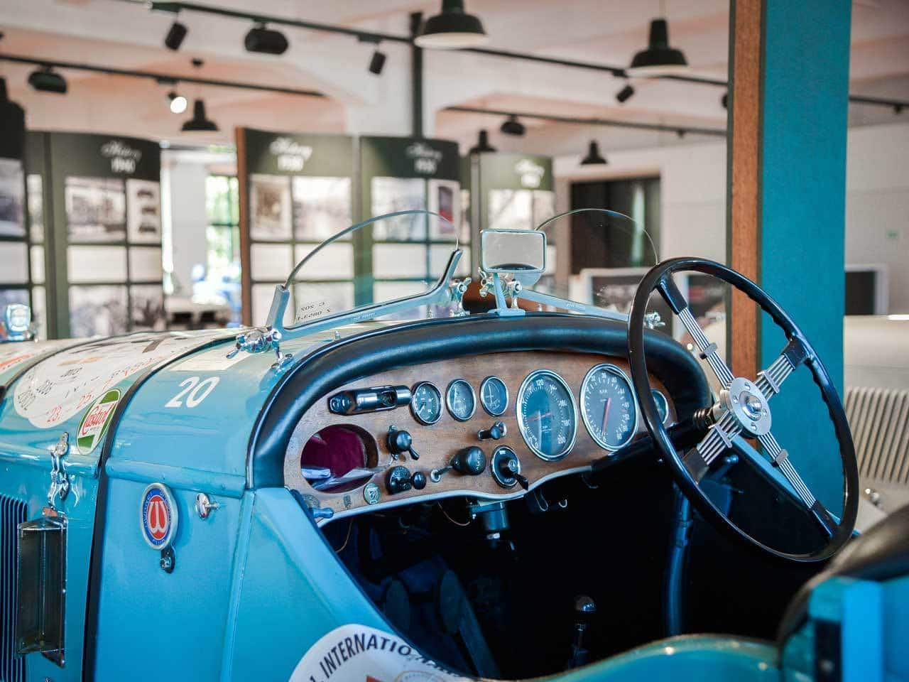 Classic Car Museum – Träumen erlaubt