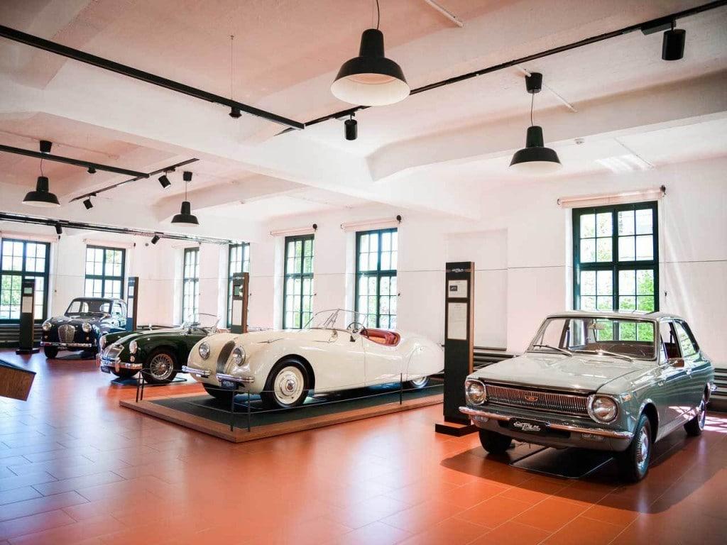 Classic Car Museum – drei Etagen Automobil-Geschichte