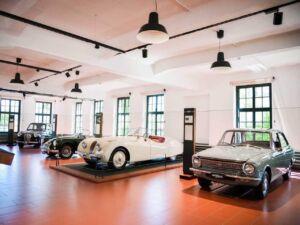 Ausflug: Classic Car Museum – drei Etagen Automobil-Geschichte