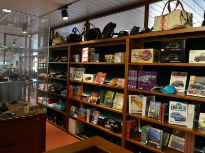 Classic Car Museum – Museumsshop