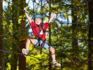 Atzmännig Seilpark – Kinderparcours