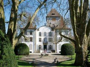 Ausflug: Schloss Jegenstorf