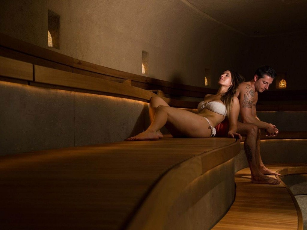 Wellness im Splash e Spa Tamaro