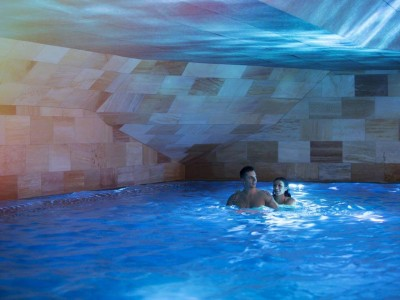 Wellness und Spa: Tessin - Wellness im Splash e Spa Tamaro