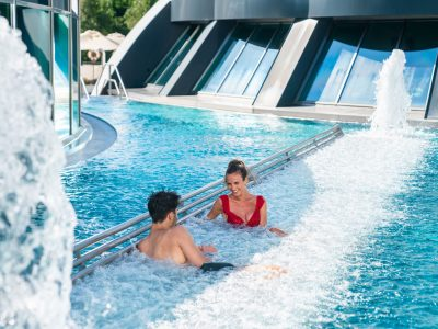 Tessin - Wellness im Splash e Spa Tamaro