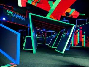 NEU Actionworld! Loslegen in Escape Rooms und Lasertag
