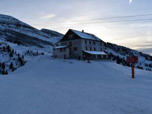 Ausflug: Silvesternacht im Berggasthaus Stöfeli. AUSGEBUCHT