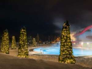 Ausflug: Silvester im Swiss Holiday Park – mit Kinderparty