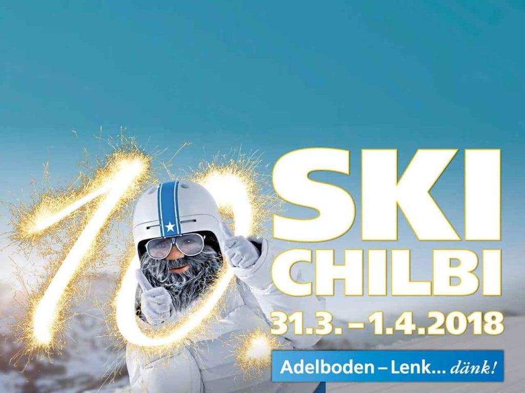 Zu Ostern – Ski-Chilbi in Adelboden-Lenk