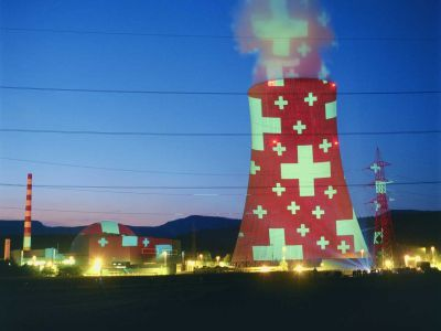 - Werkrundgang im Kernkraftwerk Gösgen – Gruppenausflug