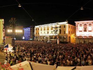 Moon&Stars Festival in Locarno