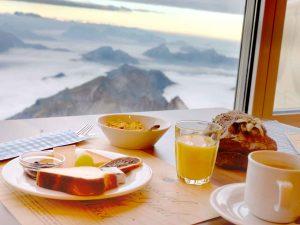 Ausflug: Preishit Säntis-Zmorge auf dem Gipfel