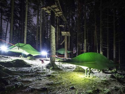 :  - Tree Tents am Pilatus