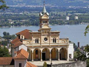 Ausflug: Madonna del Sasso – der Heilige Berg