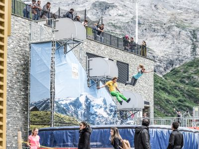 Action wie nie am TITLIS – Trübsee Active Day!