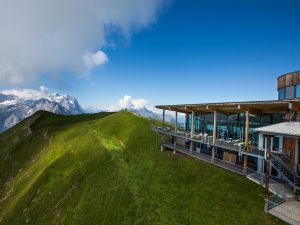 Panoramarestaurant Alpen tower