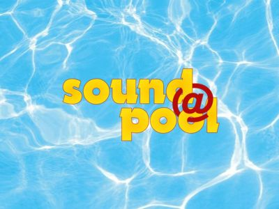 Erste sound@pool Party!