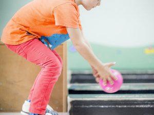 Sport & Spiel. Indoor- und Outdoor-Action