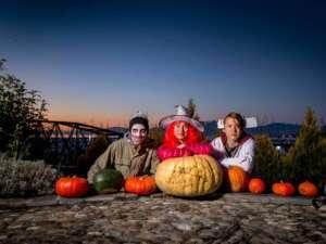 Halloween im Swiss Vapeur Parc – im Oktober