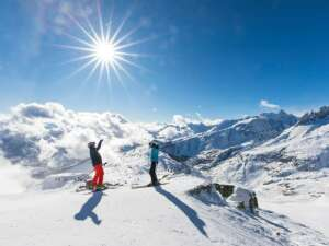 15. Grosse Wintertaufe Bettmeralp