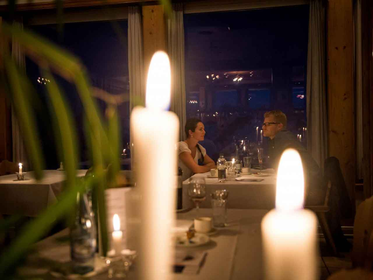 CandleLight-Dinner TITLIS