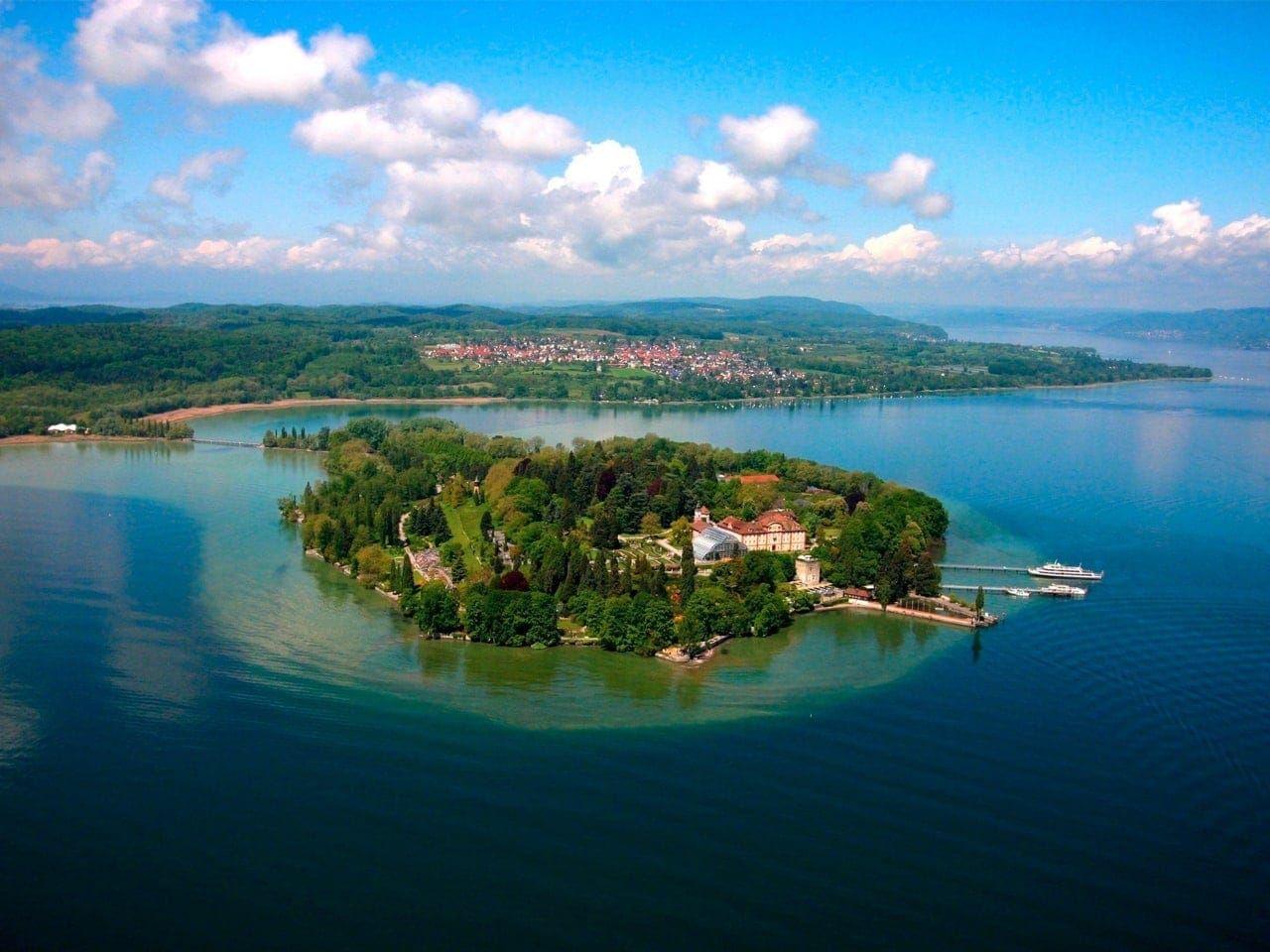 Ausflug: Blütenzeit Insel Mainau – Gruppenausflug