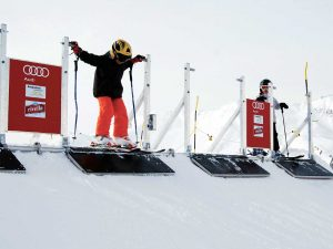 """Fun am Berg"" in Adelboden-Lenk"