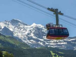 Ausflug: The Royal Experience –  vor Eiger, Mönch und Jungfrau