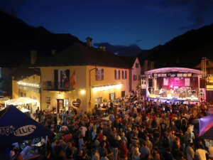 Veranstaltungen: Vallemaggia Magic Blues – kleinstes Big Blues Festival