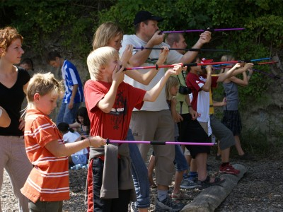 Fun-Games – Spass-Wettkampf