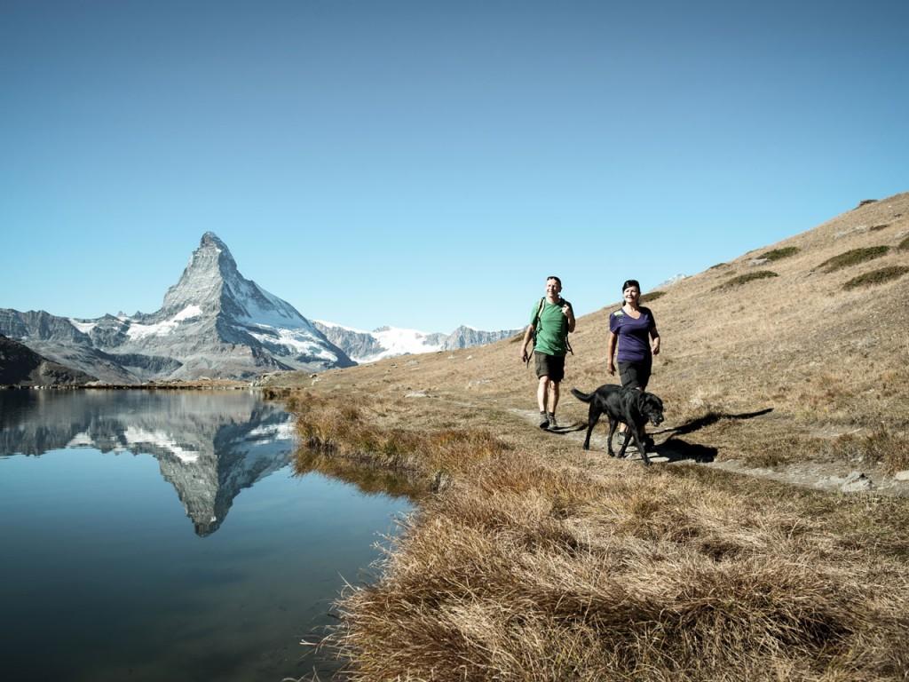 Matterhorn-Zermatt im Sommer