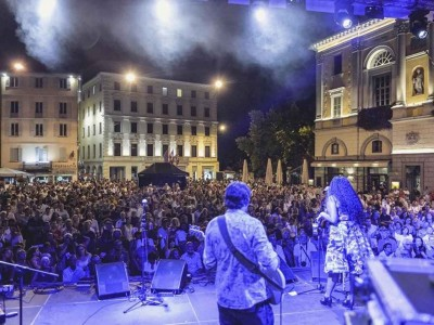 Tessin - Grosser Musikevent in Lugano: Festival Blues to Bop