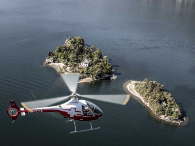 Helikopterflüge – Rundflüge mit Swiss Helicopter