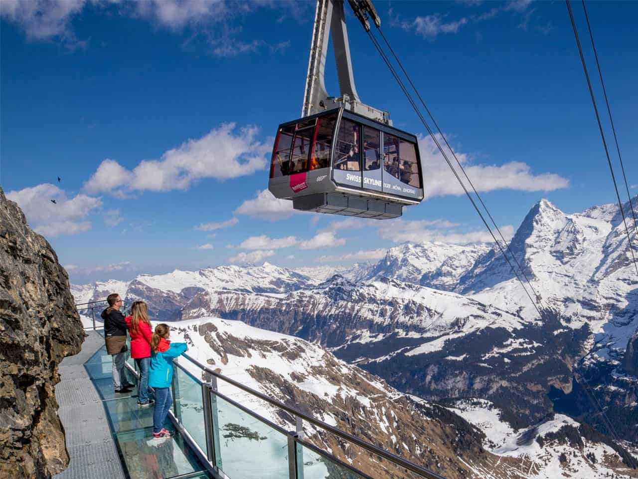 Evening Special Schilthorn