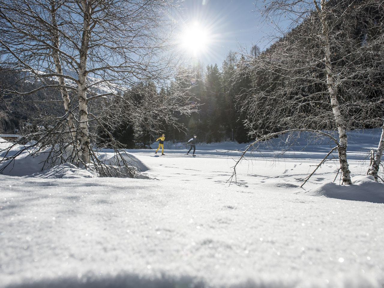Langlaufen Davos Klosters
