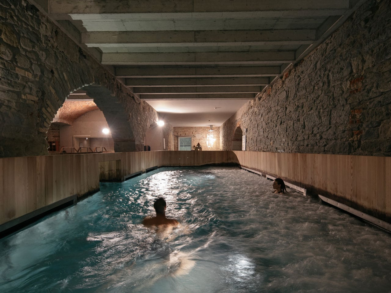 Thermalbad & Spa Zürich