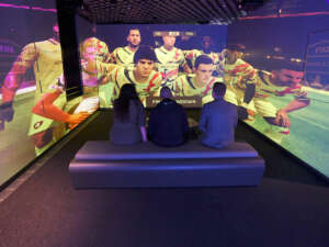 Ausflug: eFootball: enter the Virtual Pitch! Im FIFA Museum