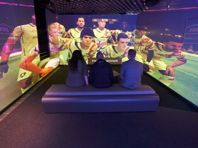 Zürich und Umgebung - eFootball: enter the Virtual Pitch! Im FIFA Museum