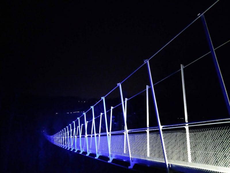 Hängebrücke Grub Appenzellerland
