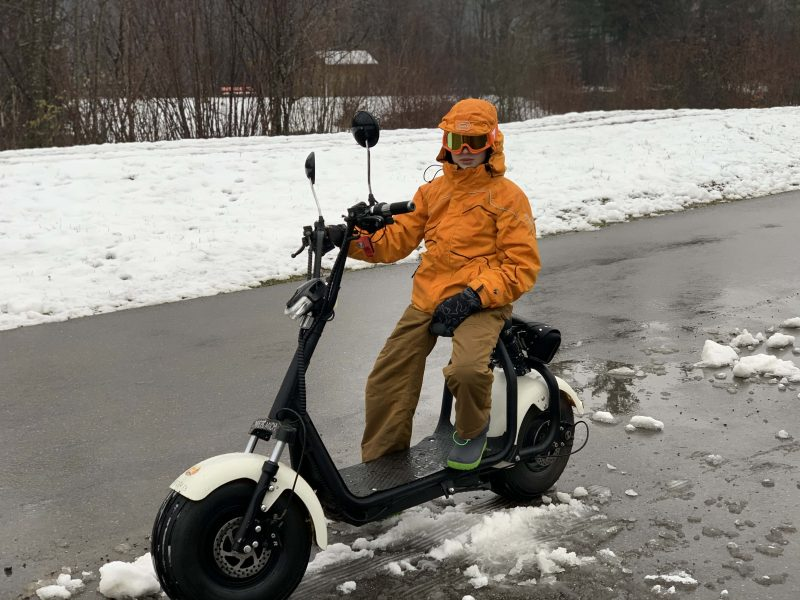 Fatboy E-Scooter